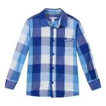 Esprit Boys Checked Cotton Shirt