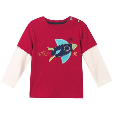 Esprit Boys Rocket Cotton T-Shirt