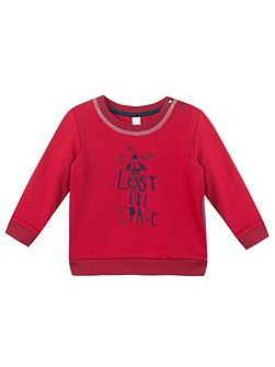 Boys Rocket Sweatshirt