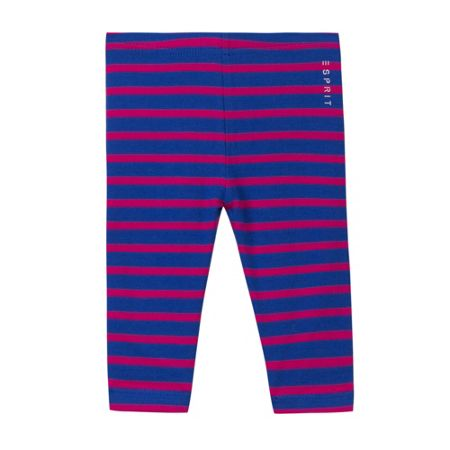 Esprit Girls Striped Cotton Leggings