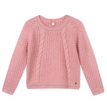 Esprit Girls Knitted Glitter Sweatshirt