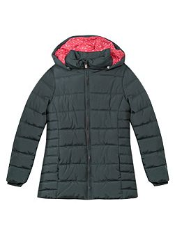 Girls Padded Coat