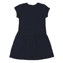 Esprit Girls Quilted Dress with Pockets
