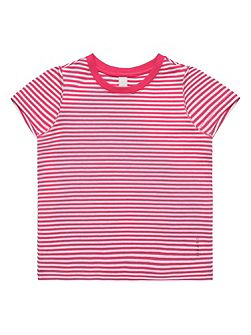 Girls Essential Short-Sleeve T-Shirt