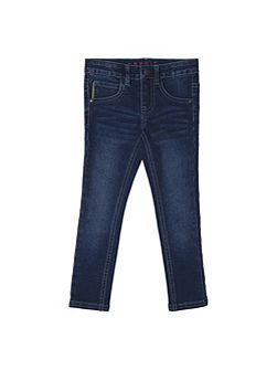 Girls Faded Jeans