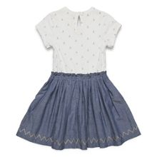 Esprit Girls Teepee Pattern Dress