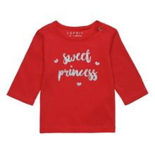 Esprit Baby Girls Natural Cotton T-Shirt