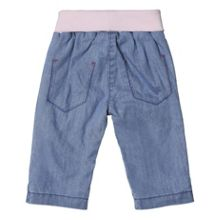 Esprit Baby Girls Denim Effect Trousers