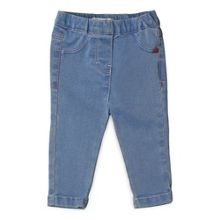 Esprit Baby Girls Light Denim Effect Trousers