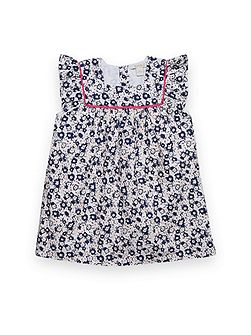 Baby Girls Floral Print Dress
