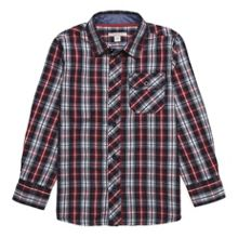 Esprit Boys Long-Sleeve Checked shirt