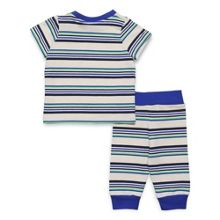 Esprit Baby Boys Striped Cotton T-Shirt