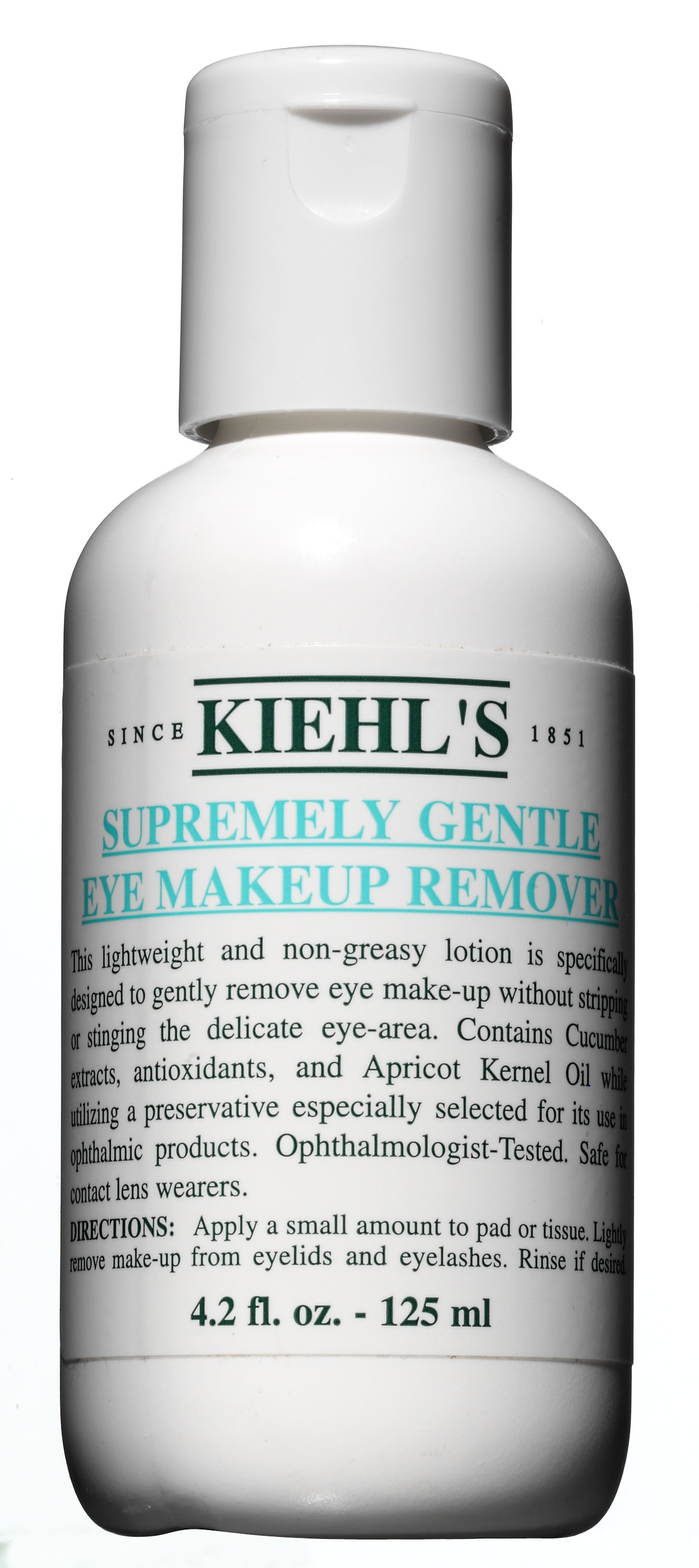 Supremely Gentle Eye Makeup Remover, 125ml