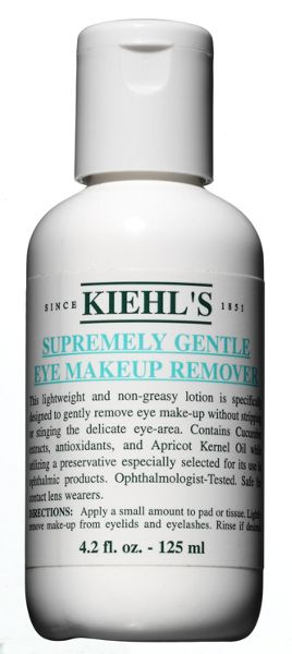 Kiehls Supremely Gentle Eye Makeup Remover, 125ml