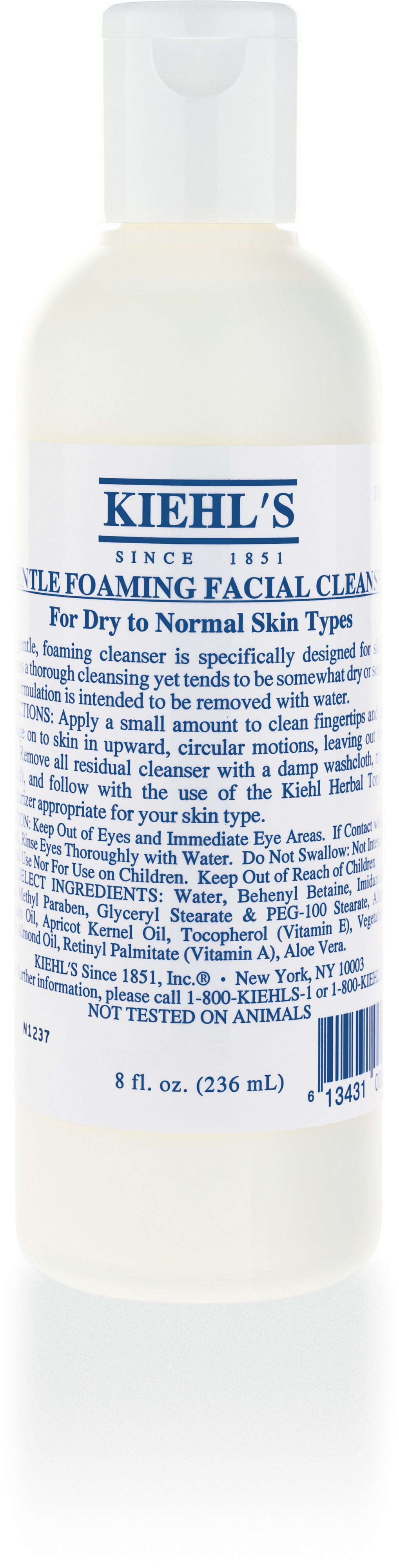 Gentle Foaming Facial Cleanser, 250ml