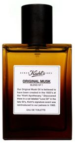 Kiehls Musk Eau De Toilette Spray 50ml