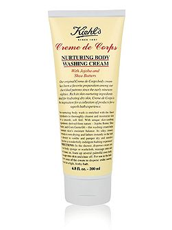 Creme de Corps Nurturing Body Wash Cream, 200ml