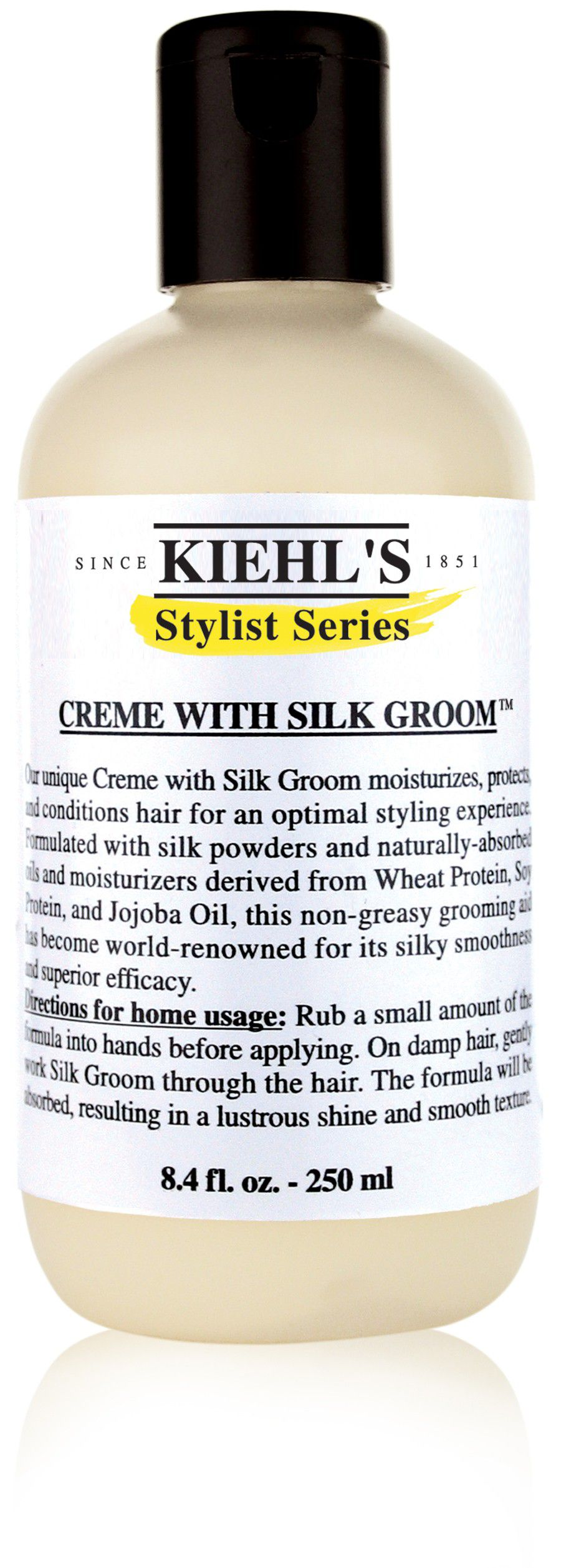 Creme With Silk Groom
