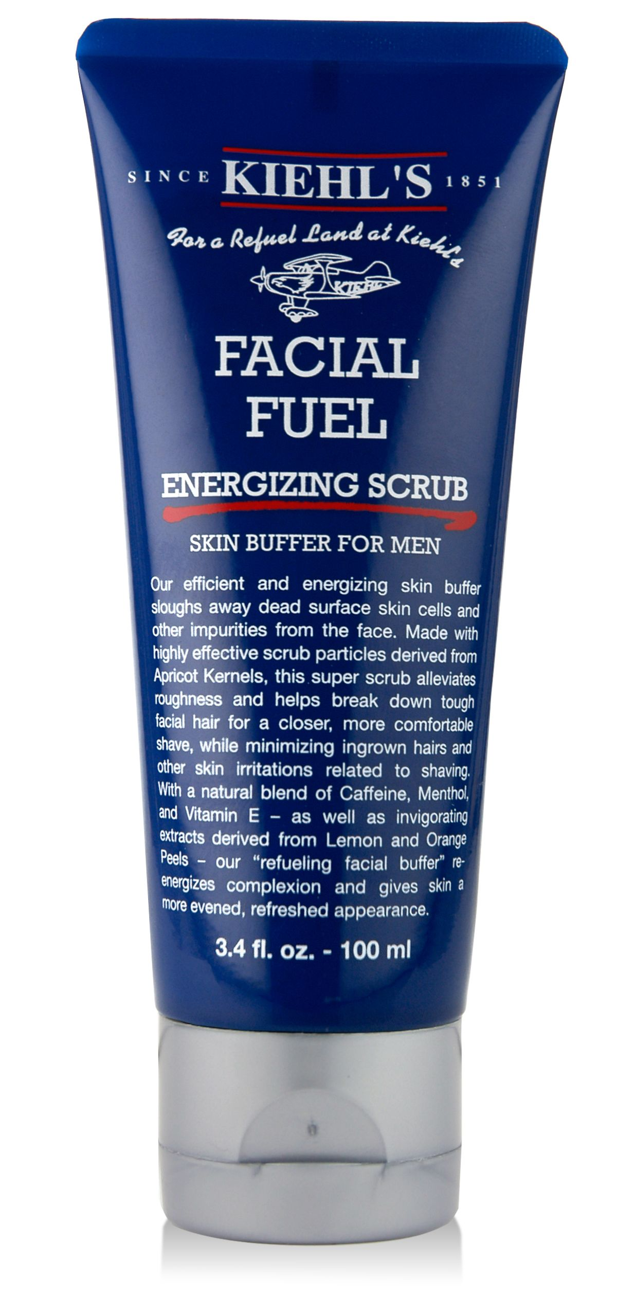 Facial Fuel Energizing Scrub, 100ml