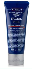 Kiehls Facial Fuel Energizing Scrub, 100ml