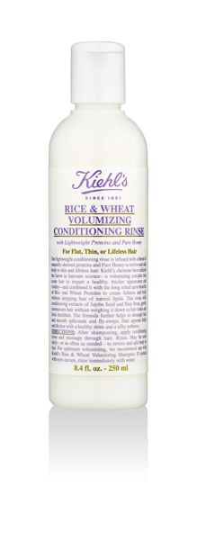 Rice and Wheat Volumising Conditioner, 250ml