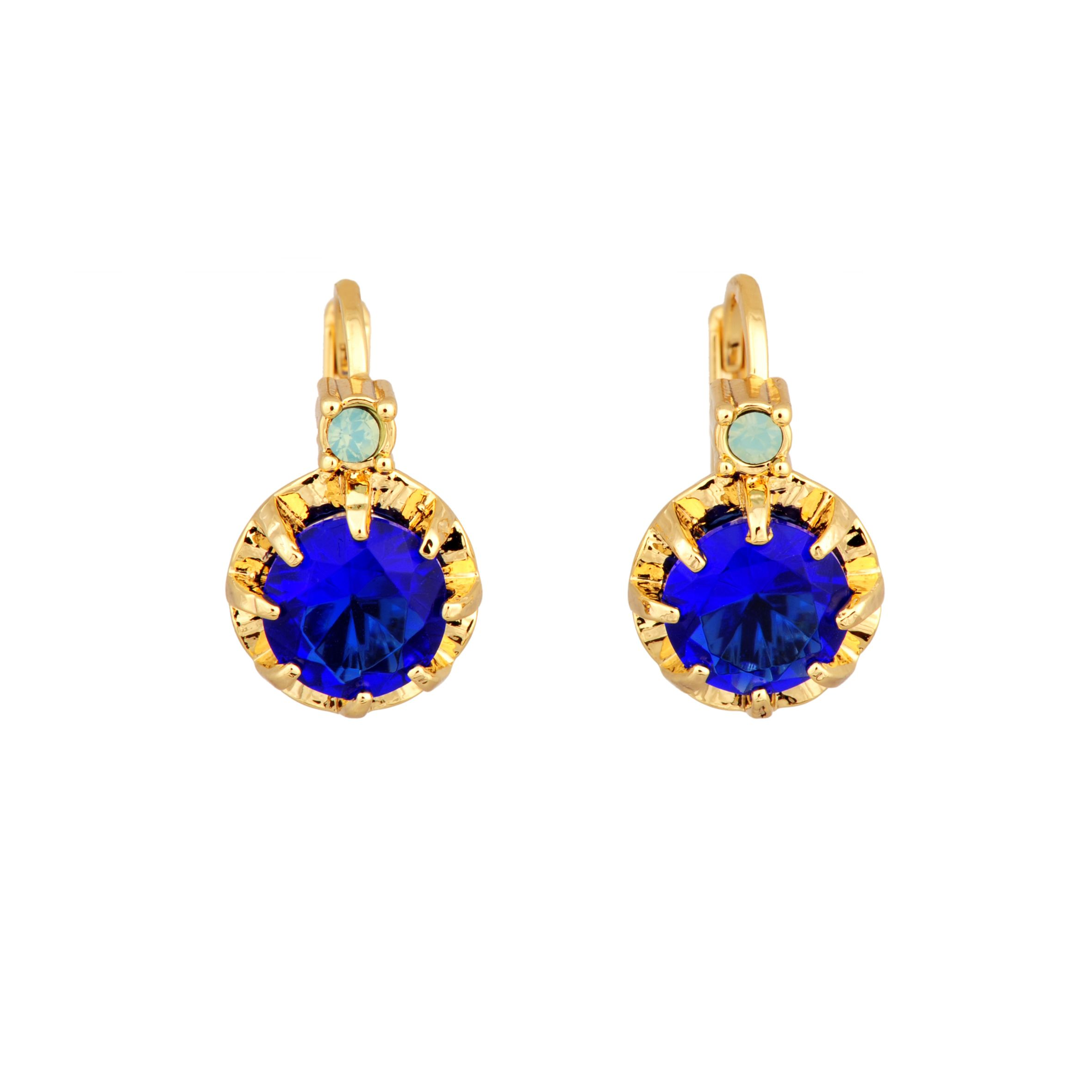 Beau Brut et Brillant Earrings