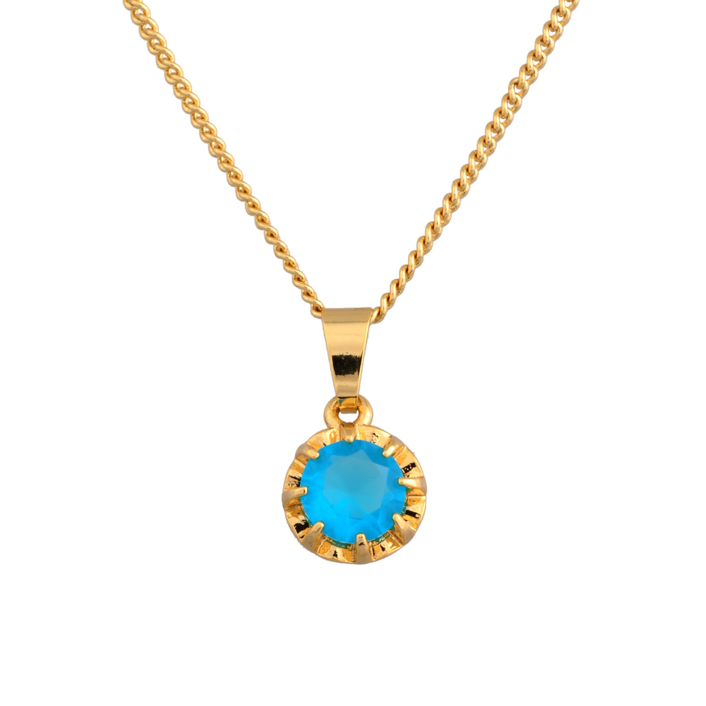 Beau brut et brillant necklace