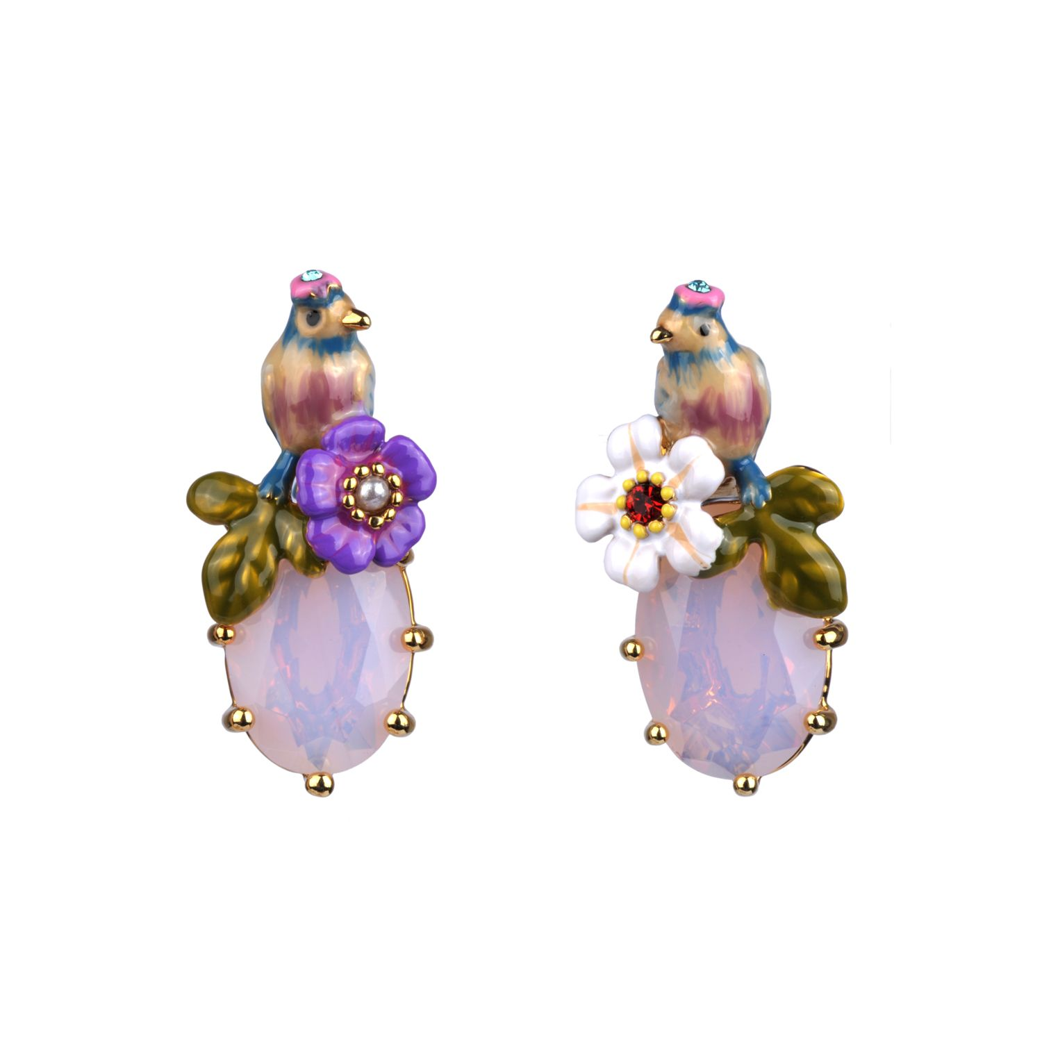 Eclatante discretion earrings