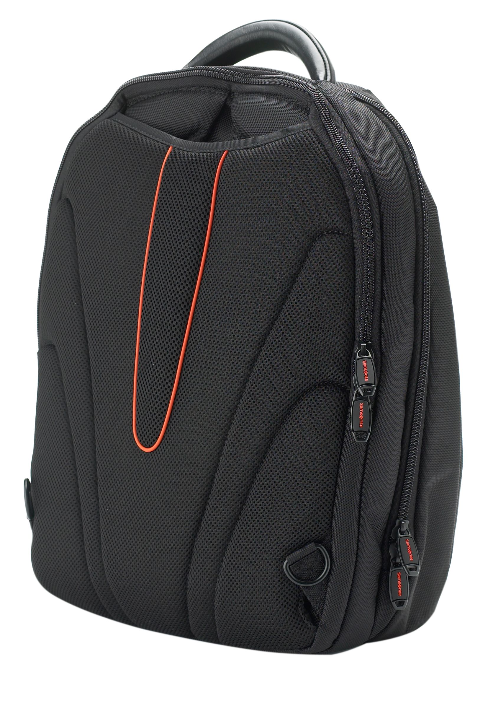 Pro-Dlx large nylon laptop backpack