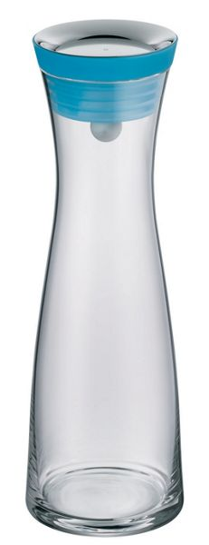 WMF Basic water decanter blue 1.0 l