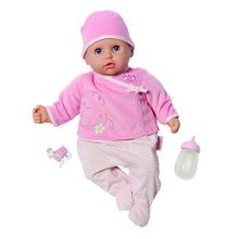 My first let`s play doll