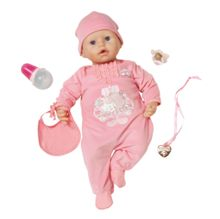 Baby Annabell Girl doll