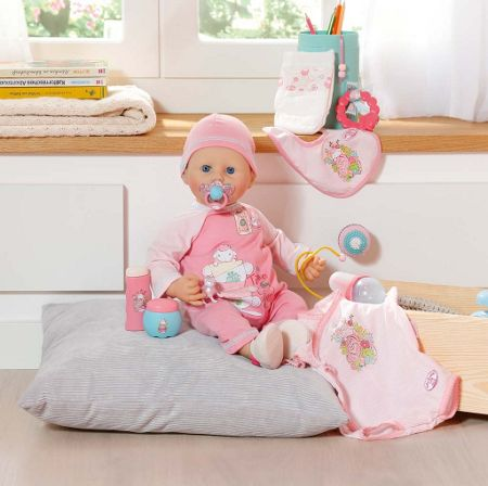 Baby Annabell Deluxe Special Care Outfit Set