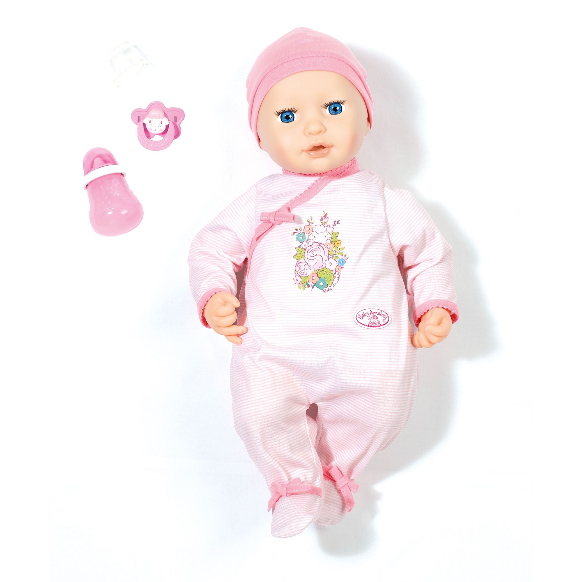 Image of Baby Annabell Mia So Soft Doll