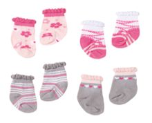 Baby Annabell Socks 2 Pack (Styles Vary)