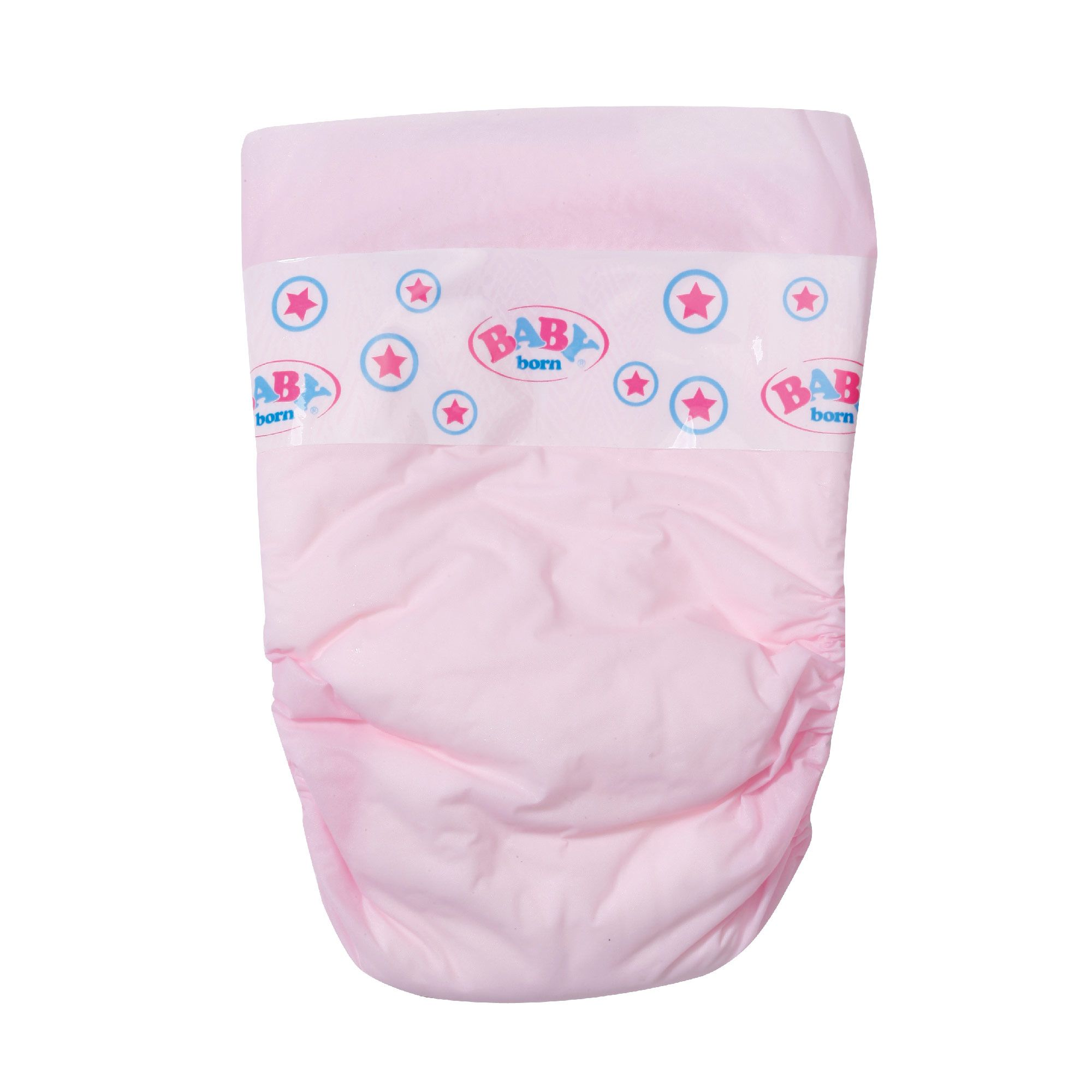 baby born nappies 5pack