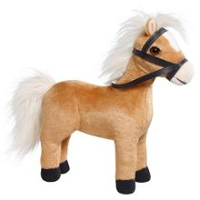 Interactive walking pony