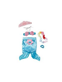 Deluxe Mermaid Outfit Set