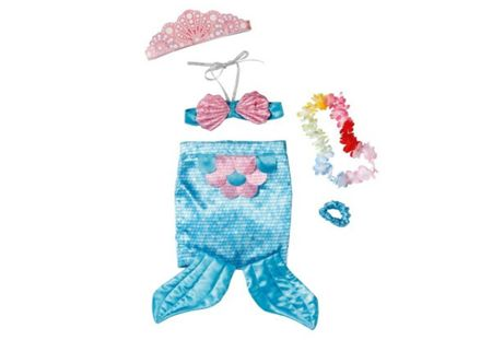 Baby Born Deluxe Mermaid Outfit Set