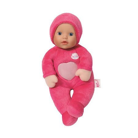 Baby Born My little first love soft doll