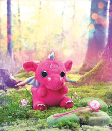 Baby Born Baby Dragon Friend Soft Toy