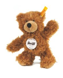 Charly bear, brown 16cm 012846