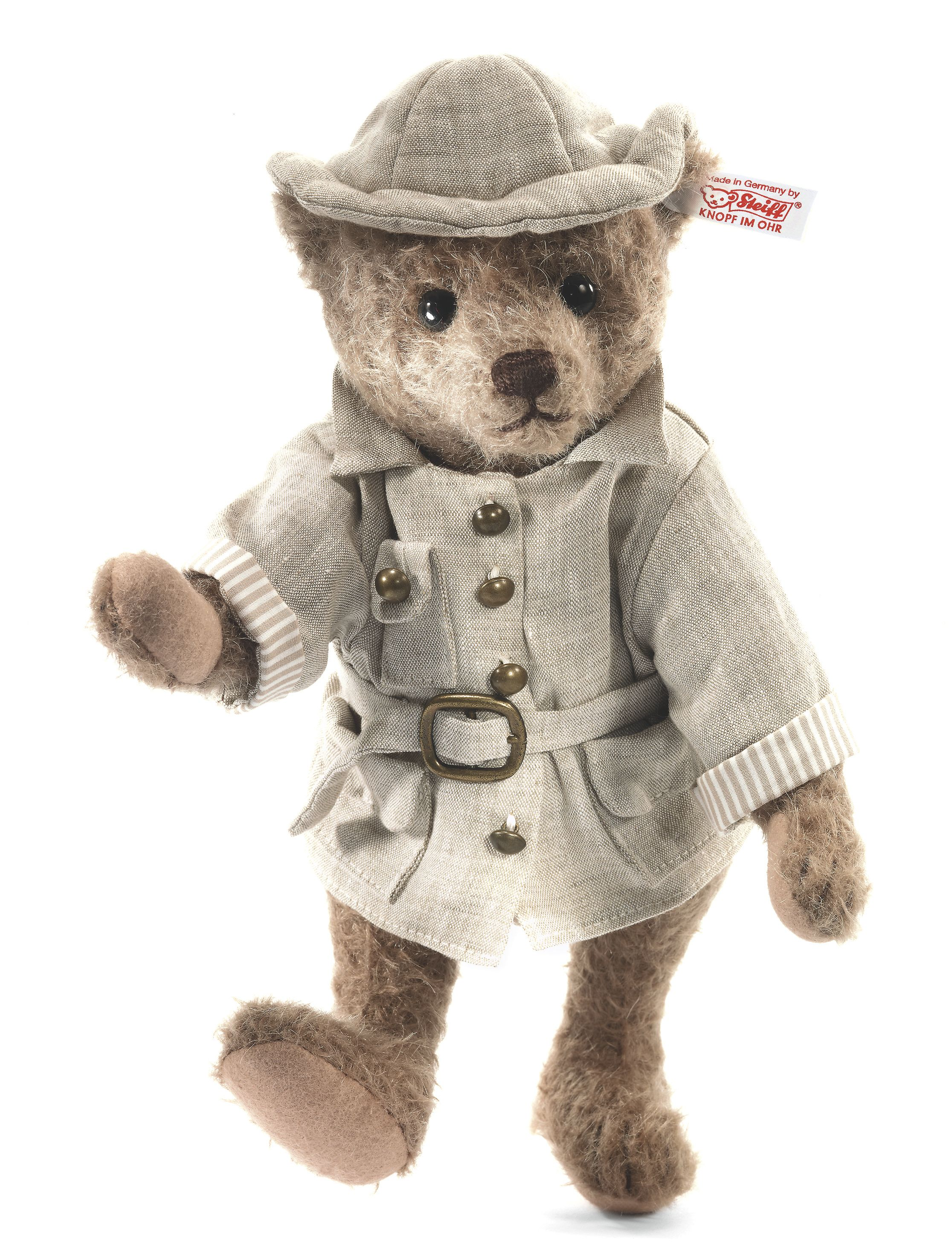 Livingstone Teddy Bear 034985 Steiff