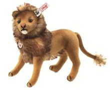 Leo Lion Light Brown 035098 Steiff