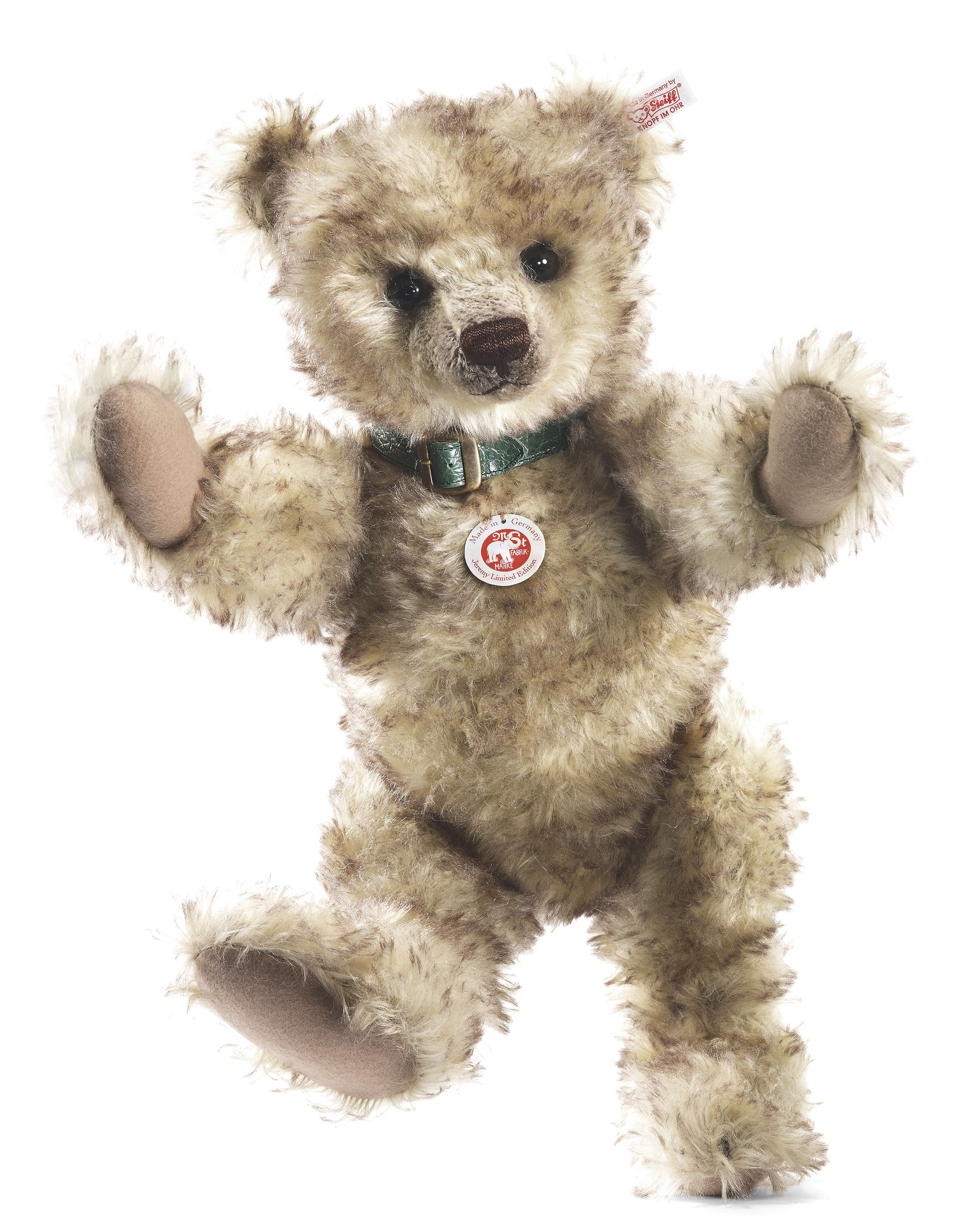 Steiff Jeremy Teddy Bear 035180