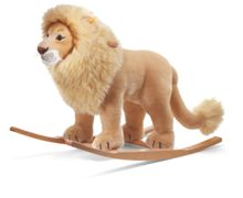 Studio leo riding lion, 70cm 048982