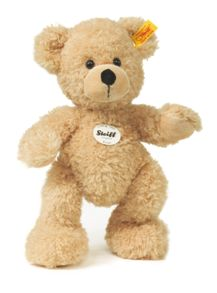 Children`s fynn bear, beige 28cm 111327