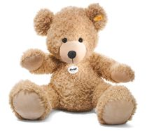 Children`s fynn bear, beige 80cm 111389