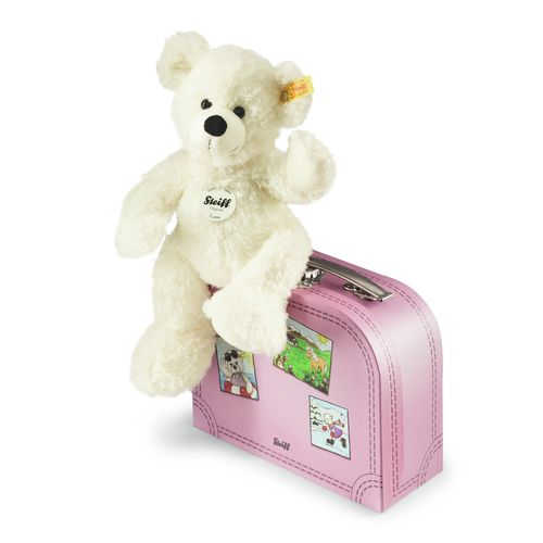 111563 Lotte Teddy bear in suitcase