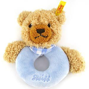 Sleep Well Bear grip toy